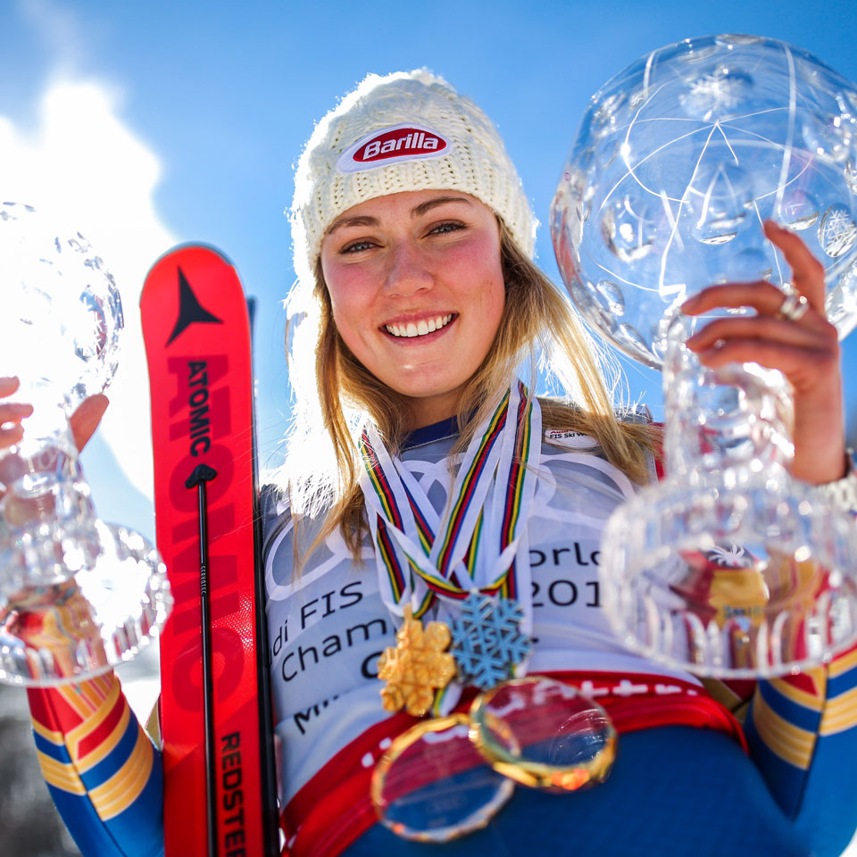 What Olympic Skier Mikaela Shiffrin Eats to Stay in Gold-Medal Shape