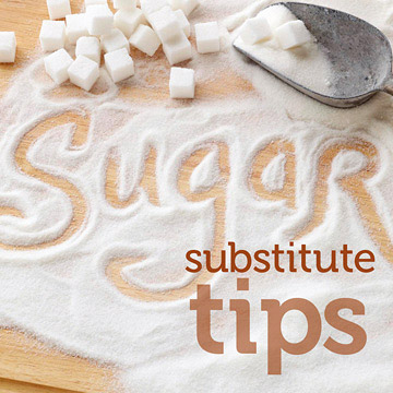 Tips for Baking with Sugar Substitutes