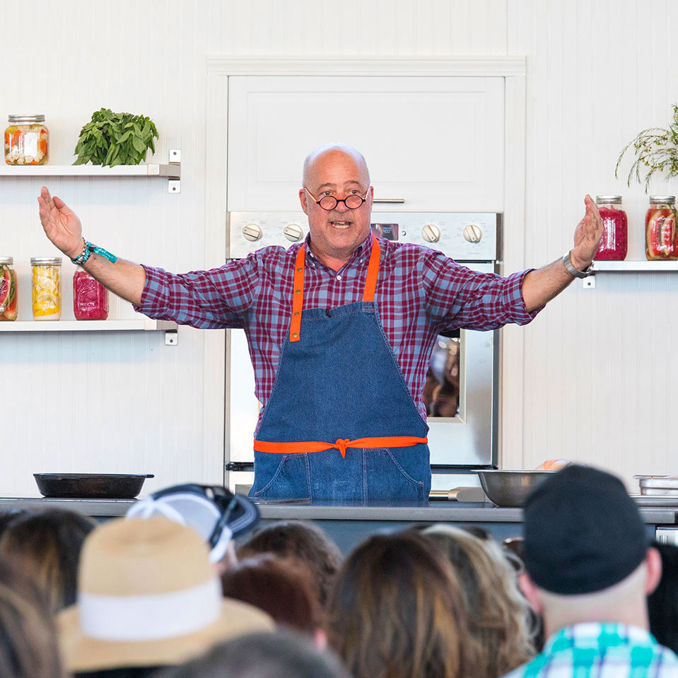 Andrew Zimmern Wants You to Help Feed Hungry Kids This Summer—Here's How