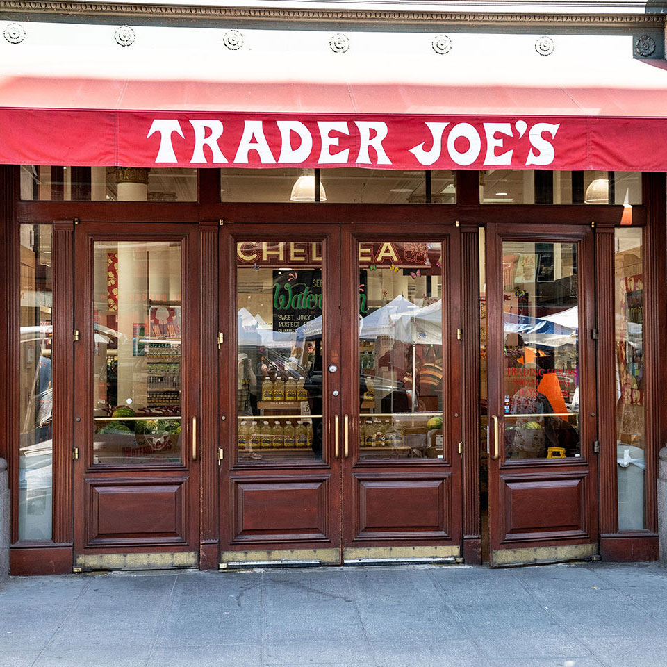 7 'Healthy' Foods From Trader Joe's You Should Definitely Avoid